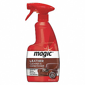 Leather Cleaner & Protector, 14 oz.