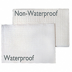 Waterproof Liners,19 x 13 In,PK500