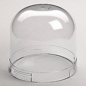 Replacement Dome,Oval,Clear
