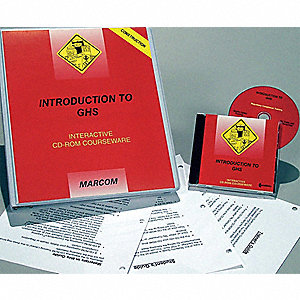 CD-Rom,  Globally Harmonized System,  Spanish