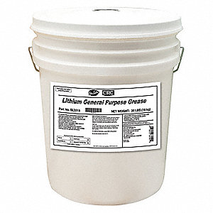 General Purpose Grease,35 lb.,Amber