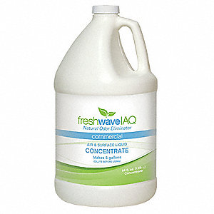 Unscented Air and Surface Odor Eliminator, 64 oz., 1EA