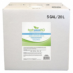 5 gal. Carpet and Upholstery Odor Eliminator, 1 EA