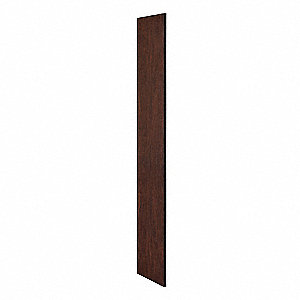 End Panel,Mahogany,72 in. H x 18 in. W
