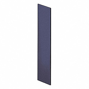 End Panel,Blue,79-3/4 in. H x 24 in. W