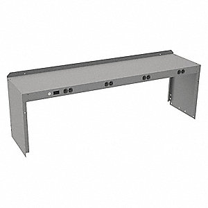 Electronic Riser,60in.Wx15in.D,450 lb.