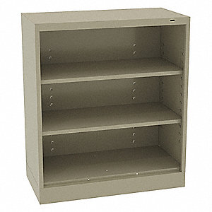 Shelving,Closed,Freestanding,Steel,42""