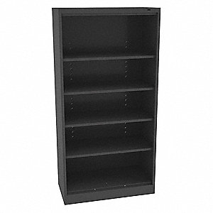 Shelving,Closed,Freestanding,Steel,72""