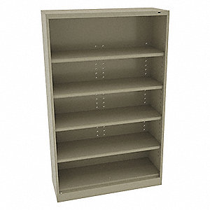Shelving,Closed,Freestanding,Steel,78""