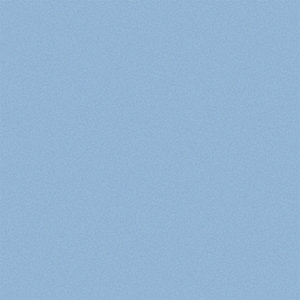 Flat Interior Ceiling Paint, Latex, Princely Blue, 5 gal.