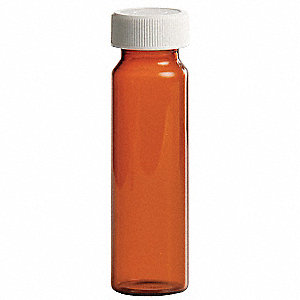 Type I Borosilicate Glass Vial, 1.35 oz. 72PK