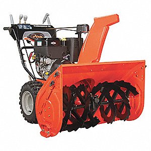 "Snow Blower, Clearing Path:  32"", Fuel Type: Gas, 16"" Auger Diameter"