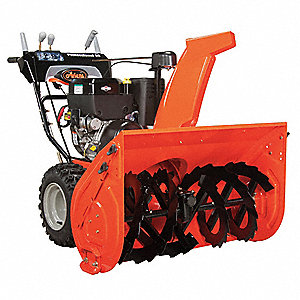 "Snow Blower, Clearing Path:  36"", Fuel Type: Gas, 16"" Auger Diameter"