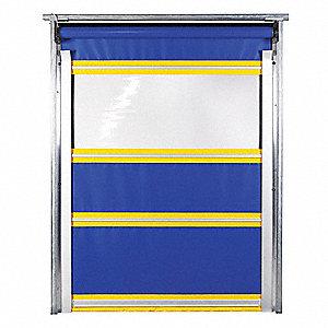 Tmi roll up door motorized 12 ft h x 12 ft w 39j502 999 for 12 foot roll up door