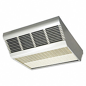 Electric Ceiling Heater,277V,5K Watts