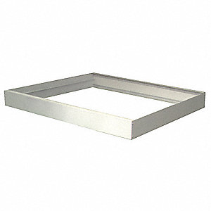 Mounting Frame,Surface,24 In.L,24 In.W