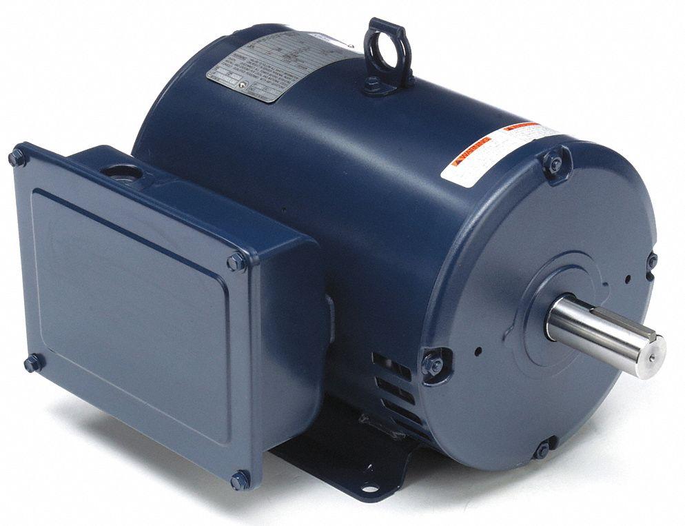 MARATHON MOTORS Air Compressor Motor5 HP230210A 39L539