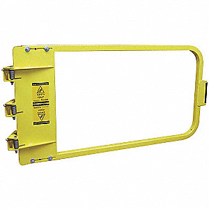 Safety Gate,42-3/4 to 46-1/2 In,Steel