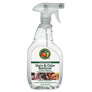 Spot and Stain Remover, 22 oz. Trigger Spray Bottle, 1 EA