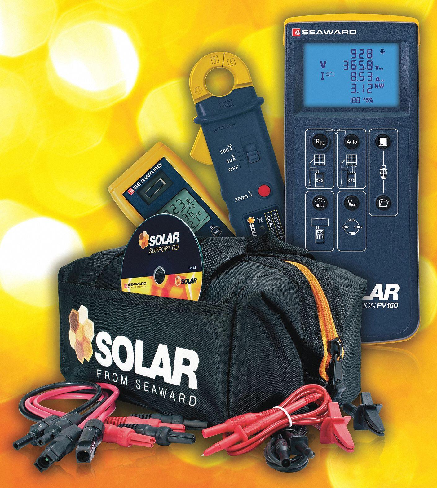 Solar Analyzers