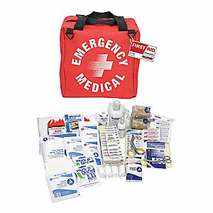 Emergency Medical Kit,25 People