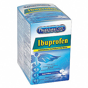 Ibuprofen Tablet&#x3b; PK50