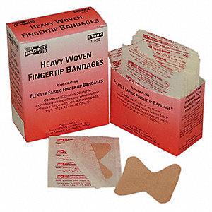 Bandage,Beige,Fabric,Box,PK50