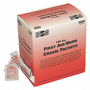 Burn Cream, 0.9g Packet
