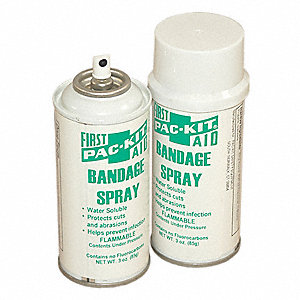 Spray-On Bandage 3oz.
