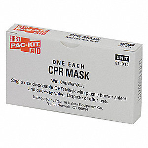 CPR Faceshield ,Universal,Box