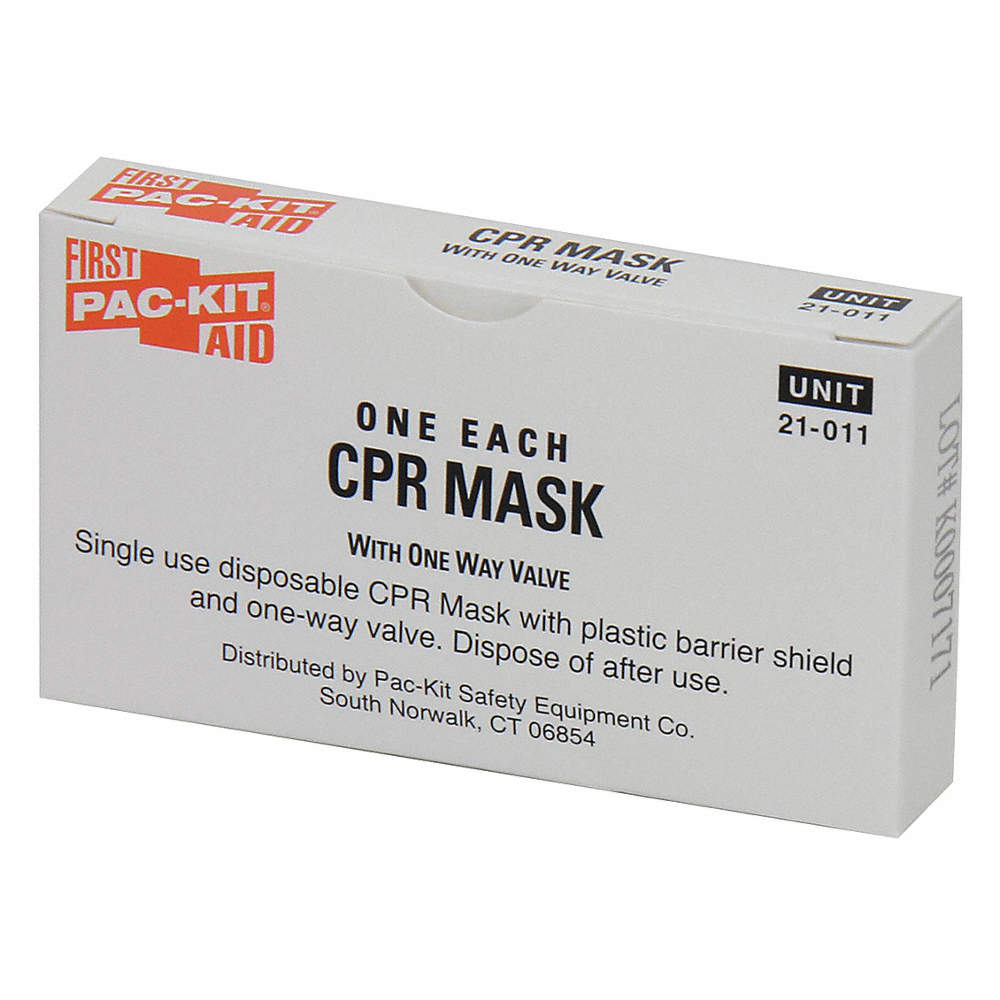 disposable cpr mask