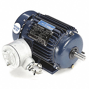 2 HP Hazardous Location Motor,3-Phase,3500 Nameplate RPM,230/460 Voltage,Frame 145T