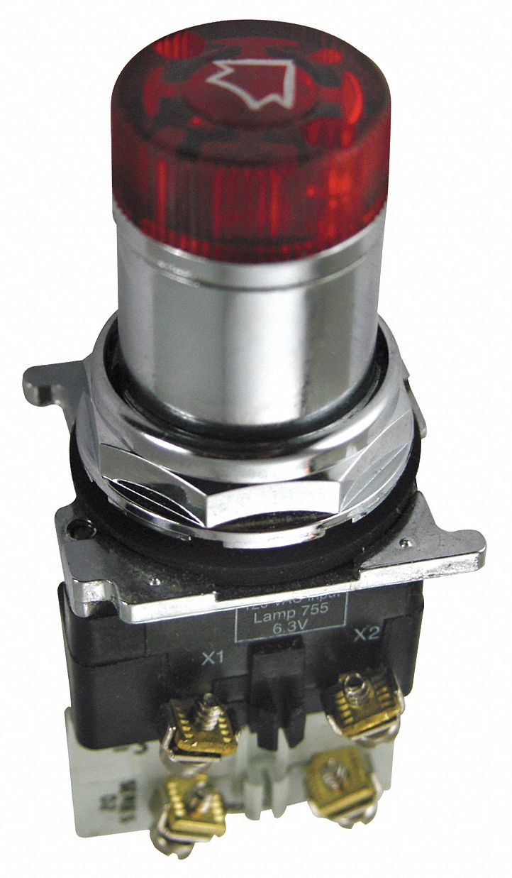 Illuminated Selector Switches With Contact Block