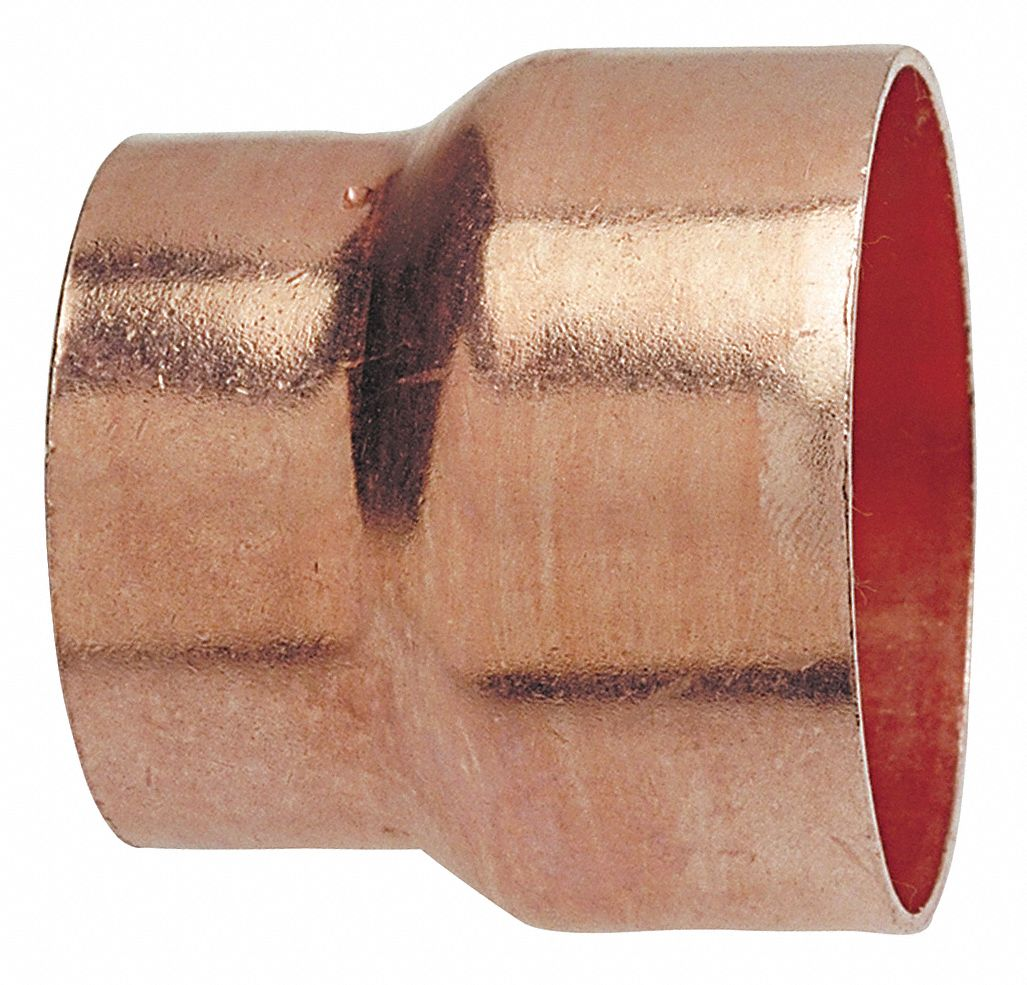 Nibco Reducing Bushing Wrot Copper 1 1 2 In X 1 1 4 In C X Ftg 39r756 9012 11 2x11 4 Grainger