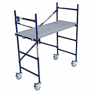 Mobile Work Stand,500 lb.,Steel