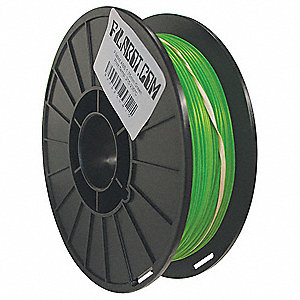 Green Filament, ABS, 1.75mm Diameter