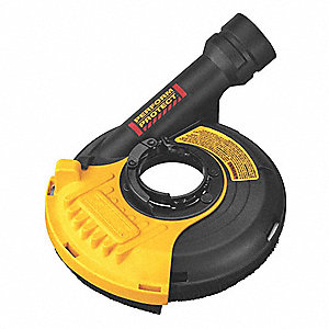 Dust Shroud, For DEWALT(R) Grinders