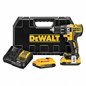 "20V MAX Premium Li-Ion 1/2"" Cordless Drill/Driver Kit, Battery Included"