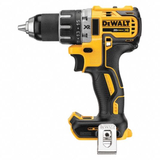 Drill,  Cordless,  1/2 in Chuck Size