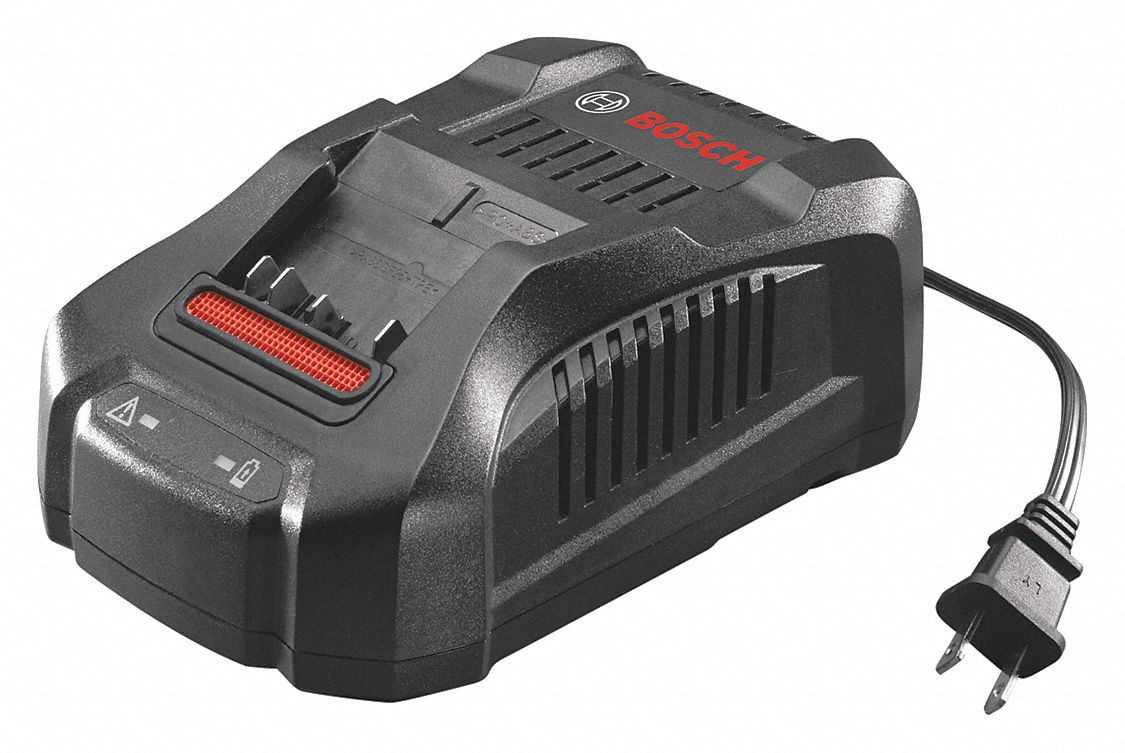 Battery Charger,  2.0 Ah, 4.0 Ah Battery Capacity,  (2 Ah) 35 min, (4 Ah) 45 min Charge Time