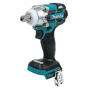 "1/2"" Cordless Impact Wrench, 18.0 Voltage, 210 ft.-lb. Max. Torque, Bare Tool"