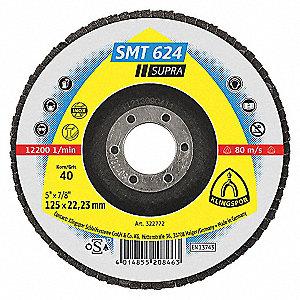 FLAP DISC 6X7/8 SMT624 80