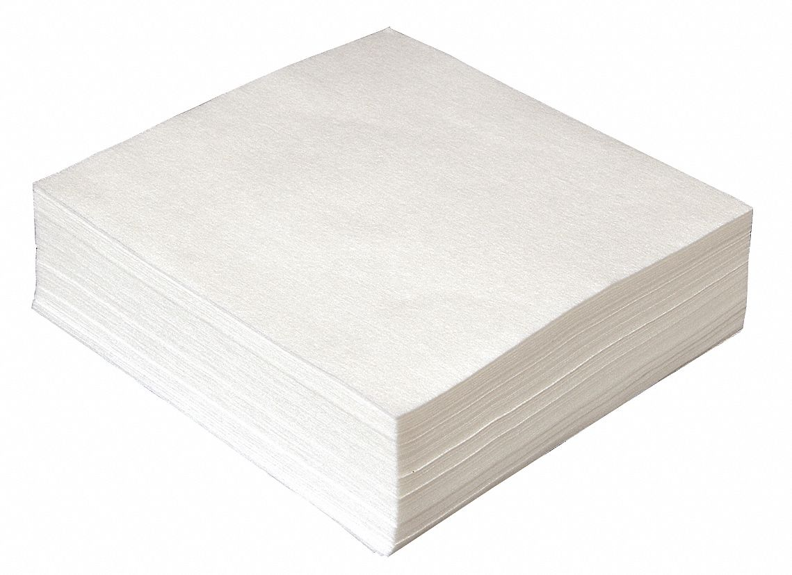 Dry Wipe,  Pro-Wipe(R) AP,  9 in x 9 in,  Number of Sheets 150,  White