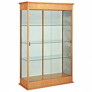 Display Case, 77x48x18, Autumn