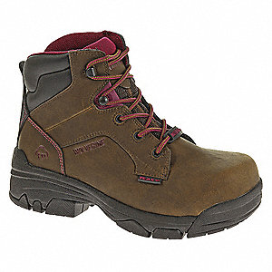 Work Boots,10,M,Composite Toe,Brown,PR