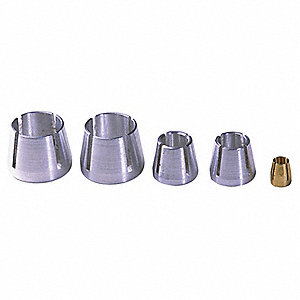 Bushing for Reversible Handle,  Brass,  Single and Double Reversible Handles