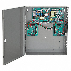 Steel Power Supply with Baked Enamel Finish