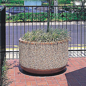 Planter, Round, 36in.Lx36in.Wx26in.H