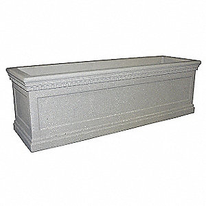 Planter, Rectangle, 96in.Lx30in.Wx30in.H