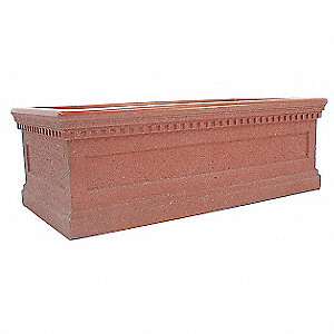 Planter, Rectangle, 72in.Lx36in.Wx24in.H